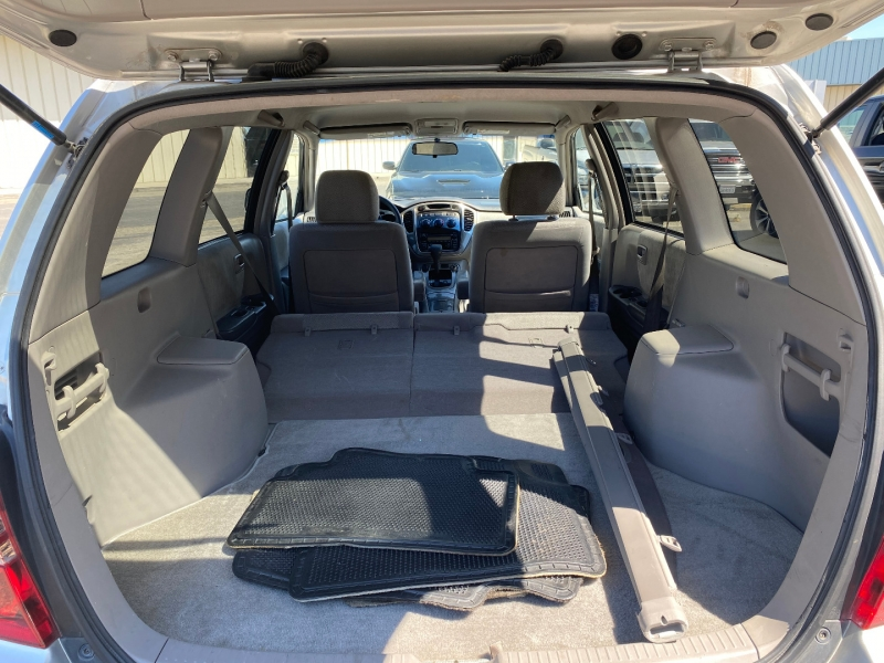 Toyota Highlander 2002 price $5,999