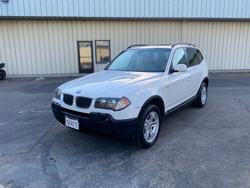 BMW X3 2004 price $5,495