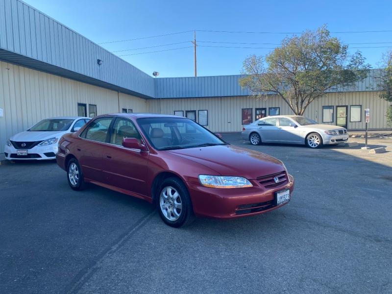 Honda Accord Sdn 2002 price $3,500