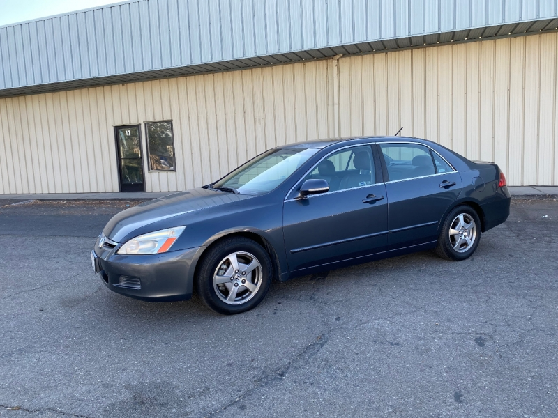 Honda Accord Hybrid 2006 price $5,495