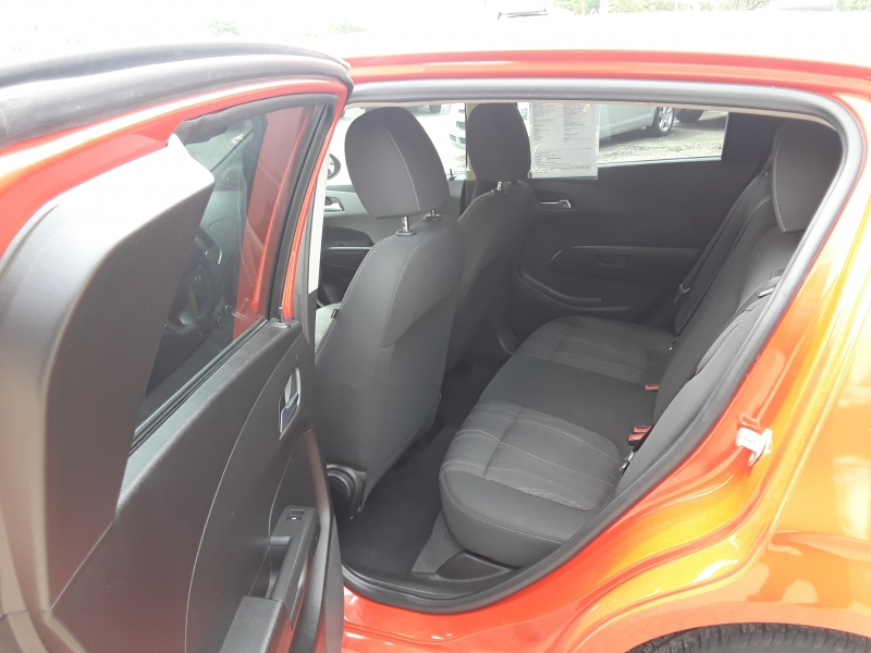 Chevrolet Sonic 2012 price $7,950