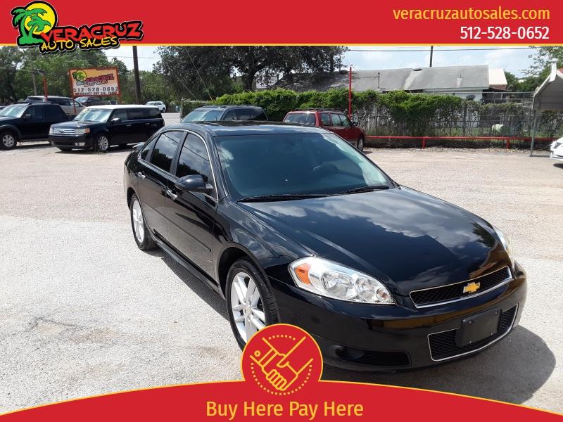 Chevrolet Impala Limited 2016 price $12,550