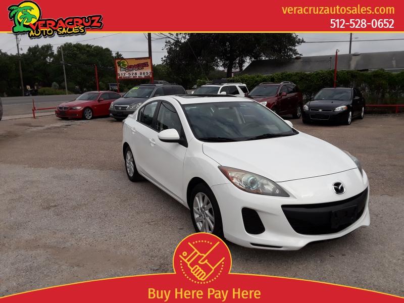 Mazda Mazda3 2012 price $8,400