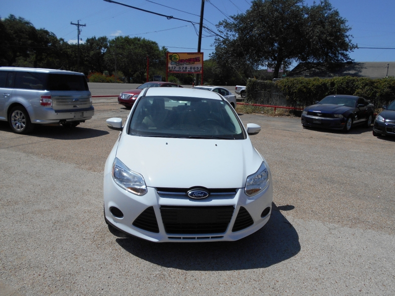 Ford Focus 2013 price $7,999