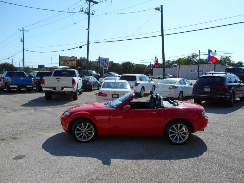 Mazda MX-5 Miata 2008 price $7,950