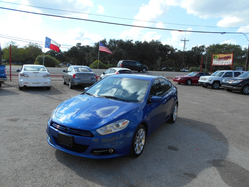 Dodge Dart 2013 price $9,950