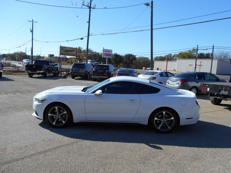 Ford Mustang 2016 price $18,500