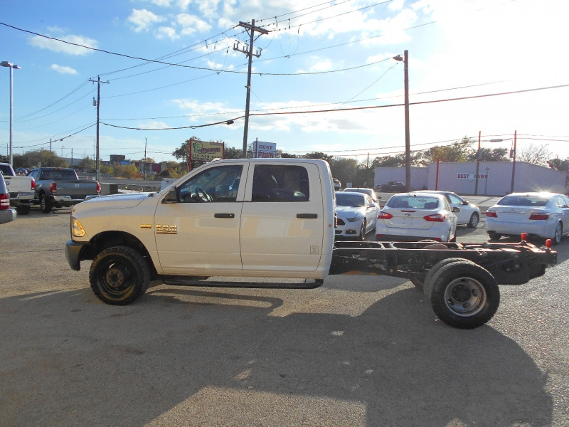 RAM 3500 Chassis Cab 2018 price $35,950