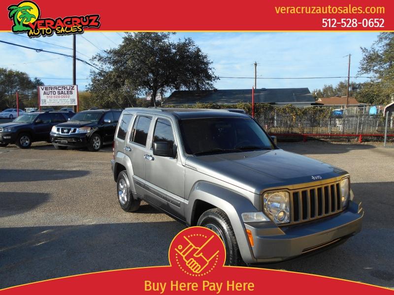 Jeep Liberty 2012 price $9,950