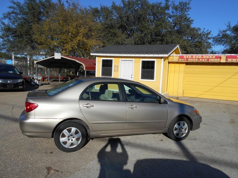 Toyota Corolla 2007 price $6,595