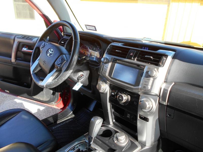 Toyota 4Runner 2016 price $29,500