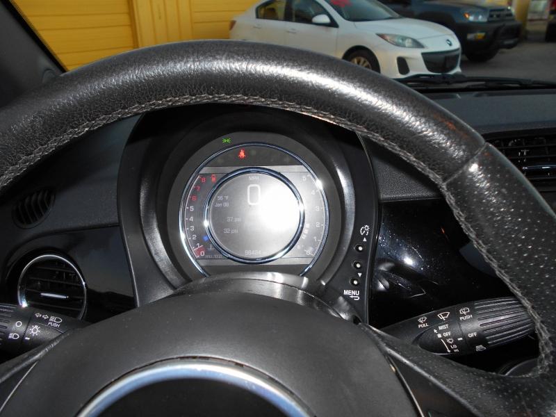 Fiat 500 2015 price $8,950