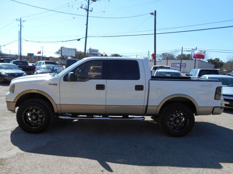 Ford F-150 2004 price $10,950