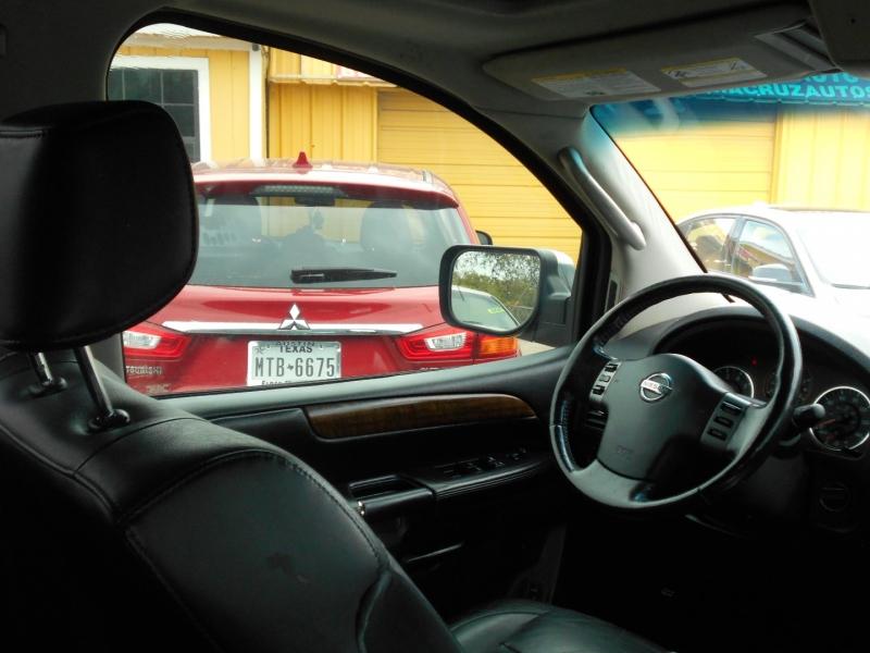 Nissan Armada 2008 price $10,550