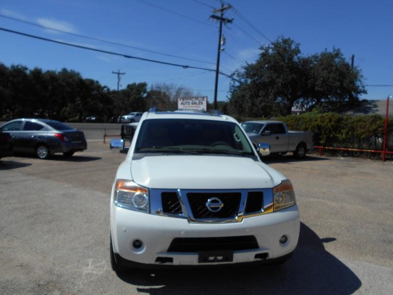 Nissan Armada 2014 price $15,500