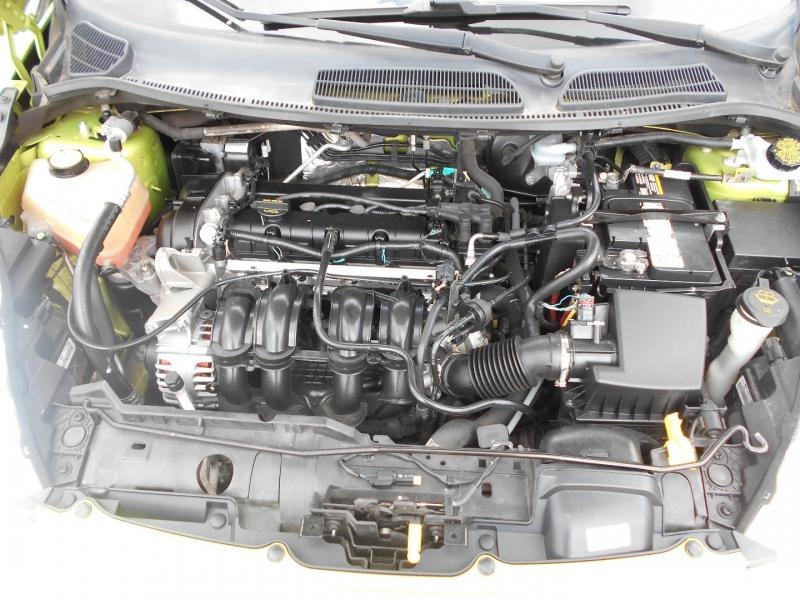 Ford Fiesta 2013 price $11,950
