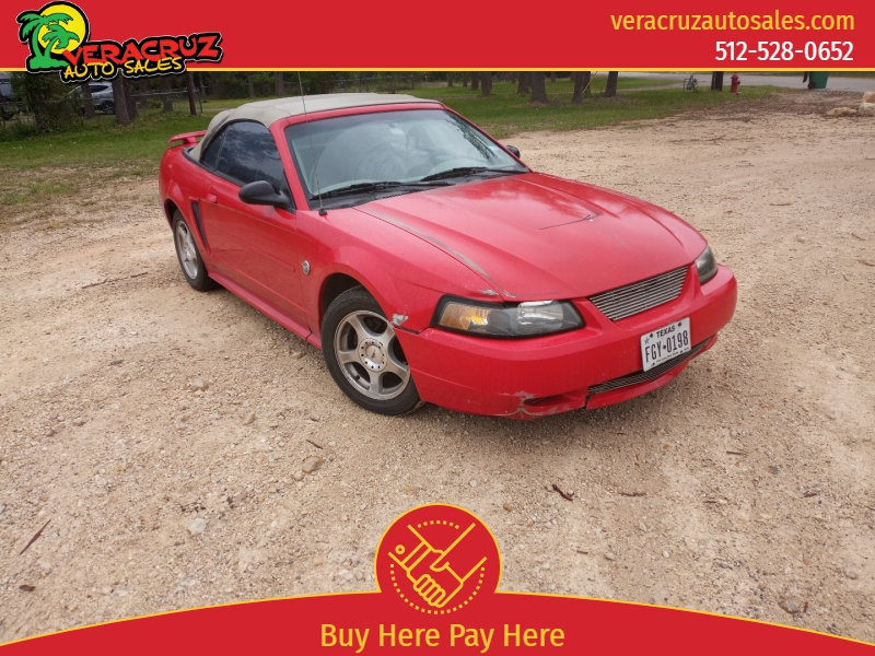 Ford Mustang 2004 price $3,950 Cash