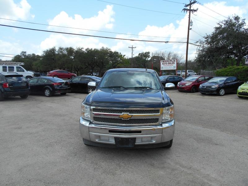 Chevrolet Silverado 1500 2013 price $21,950