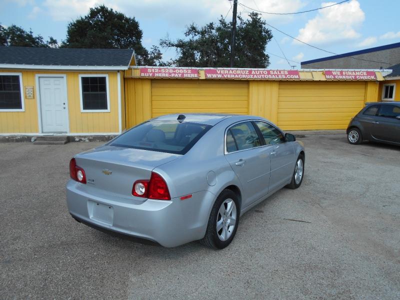 Chevrolet Malibu 2012 price $8,950