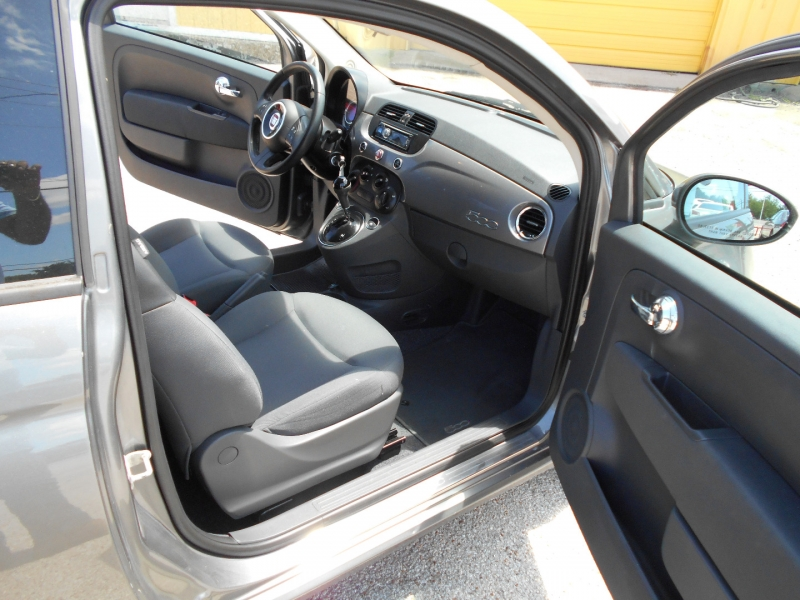 Fiat 500 2013 price $9,950