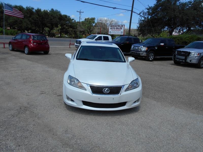 Lexus IS 250 2010 price $14,500 Cash