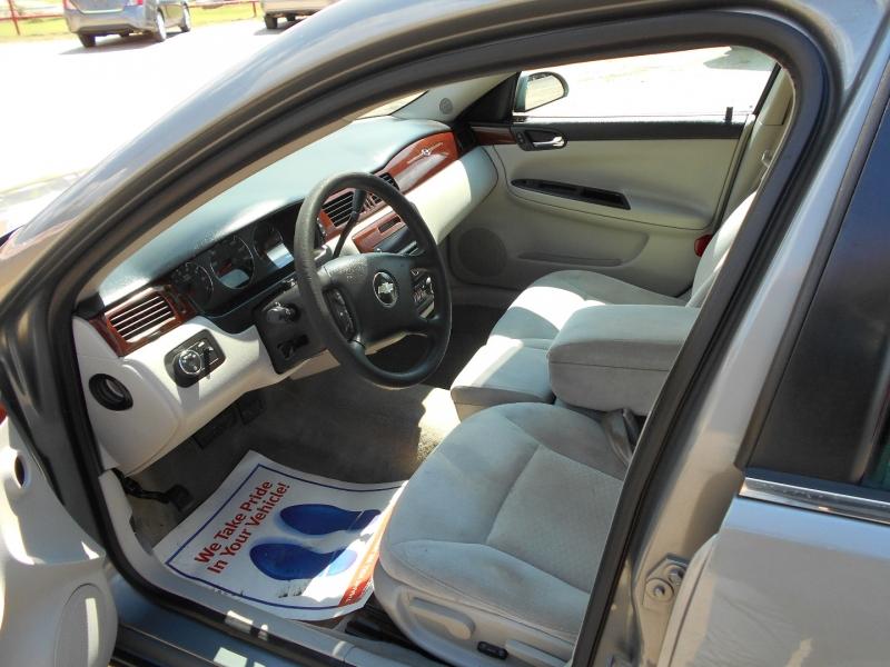 Chevrolet Impala 2008 price $8,950