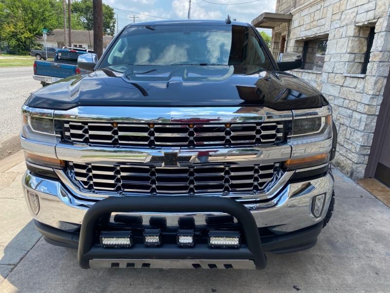 Chevrolet Silverado 1500 2018 price $0