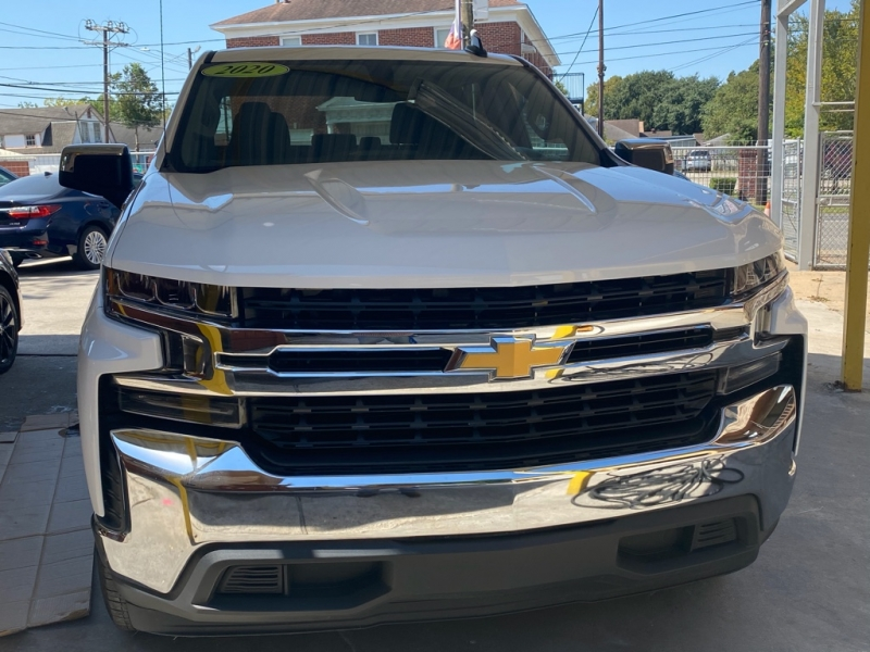 Chevrolet Silverado 1500 2020 price $0