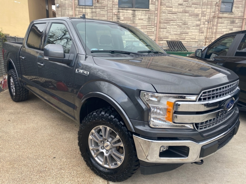 Ford F-150 2019 price $0