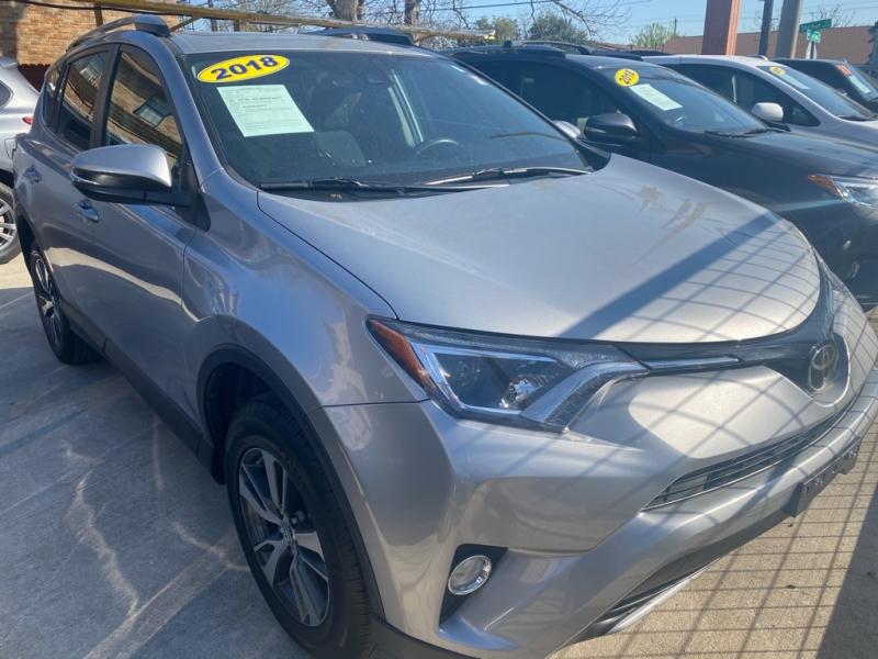 Toyota RAV4 2018 price $0