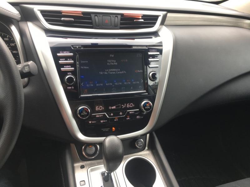 Nissan Murano 2017 price $0