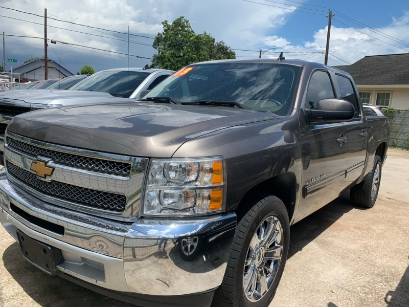 Chevrolet Silverado 2013 price $0
