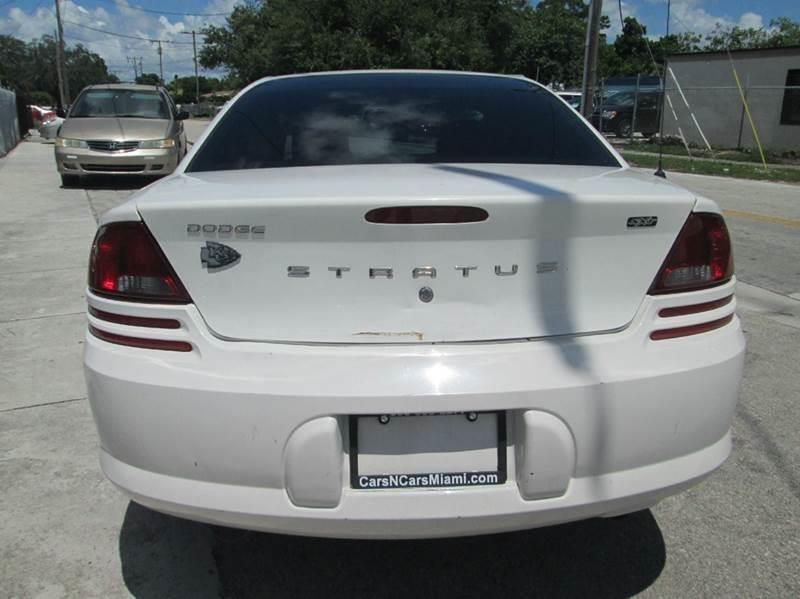 Dodge Stratus 2004 price $1,495