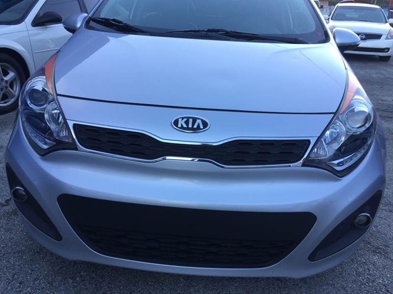 Kia Rio5 2013 price $8,995