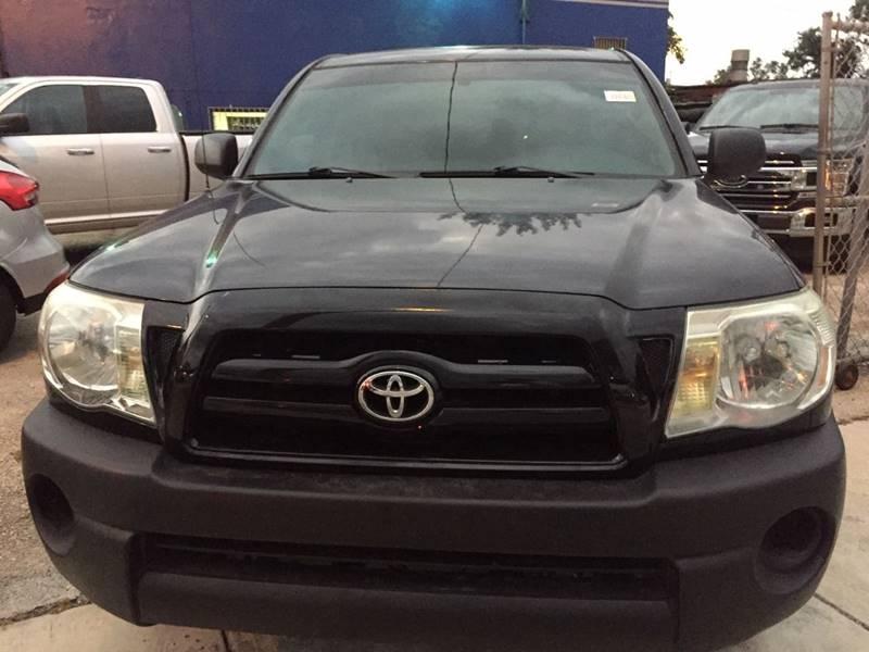 Toyota Tacoma 2007 price $6,995