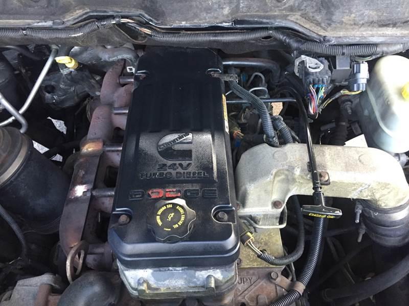Dodge Ram Pickup 2500 2005 price $10,995