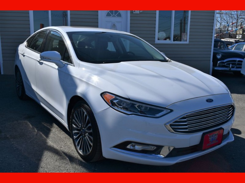 FORD FUSION 2018 price $20,499