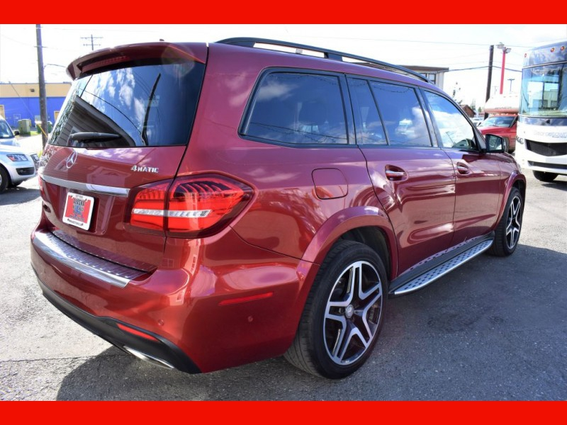 MERCEDES-BENZ GLS 2017 price $49,999