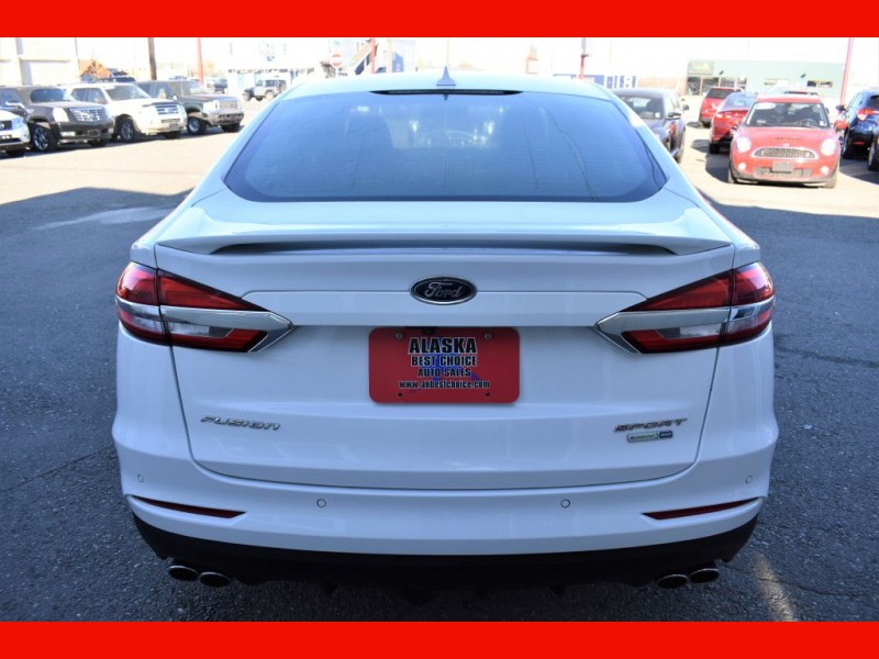 FORD FUSION 2019 price $27,999