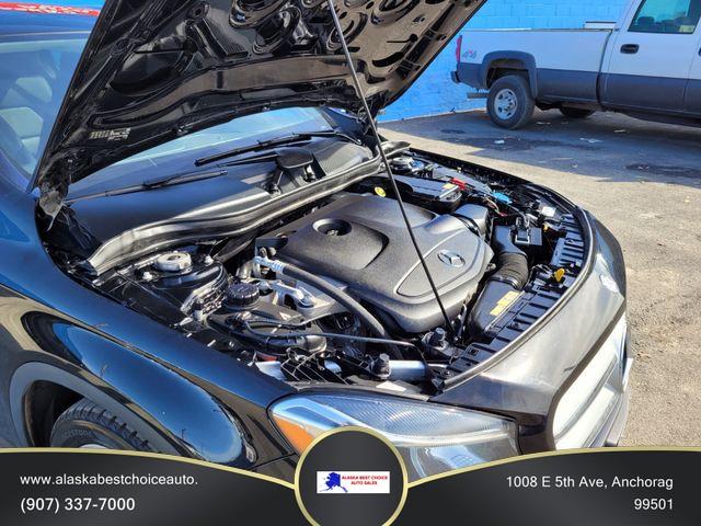 Mercedes-Benz GLA-Class 2015 price $18,999