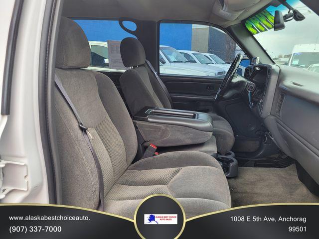Chevrolet Silverado 2500 HD Crew Cab 2005 price $18,999
