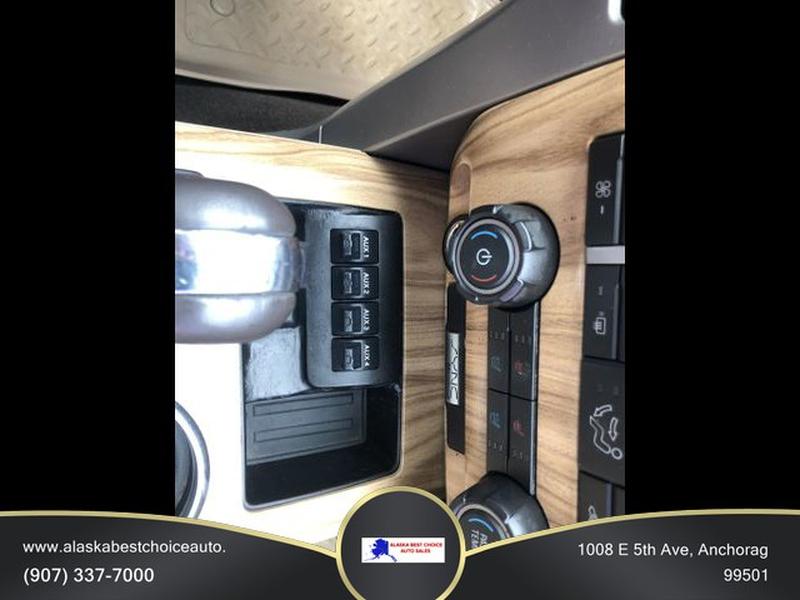 Ford F150 SuperCrew Cab 2011 price $19,999