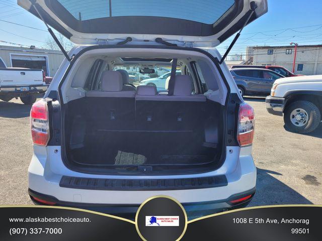 Subaru Forester 2015 price $14,999