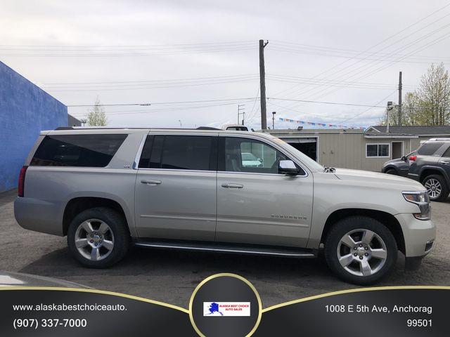Chevrolet Suburban 1500 2015 price $39,499