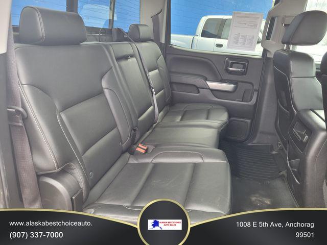 Chevrolet Silverado 1500 2014 price $36,999