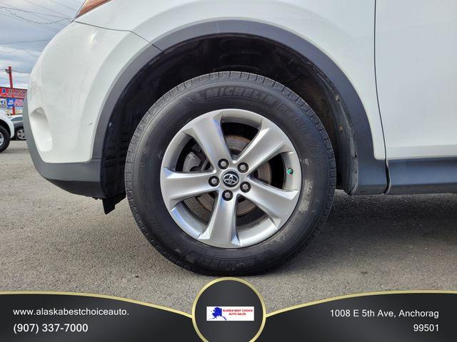 Toyota RAV4 2015 price $23,499
