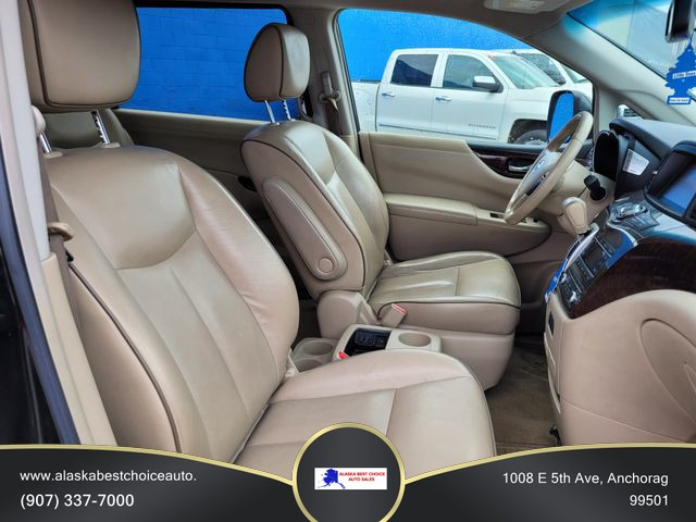 Nissan Quest 2011 price Call for Pricing.