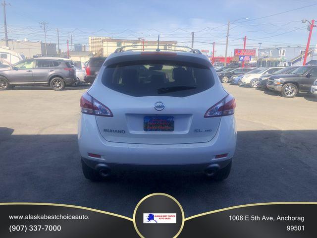 Nissan Murano 2012 price $14,999
