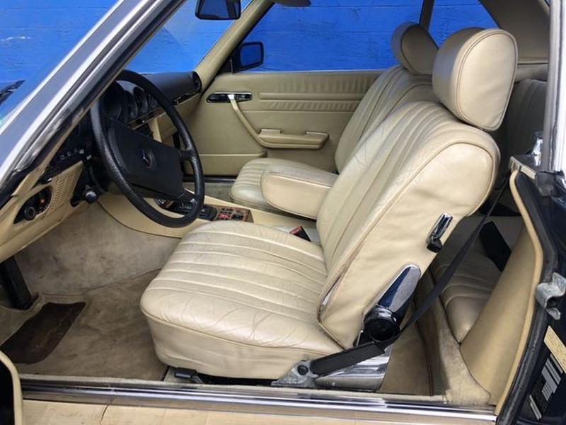 Mercedes 500 SL 1984 price $23,000