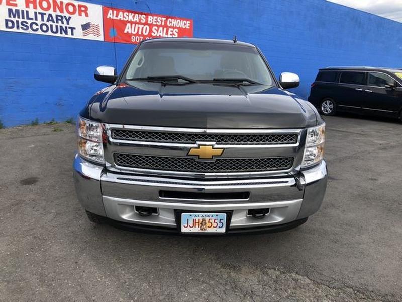 Chevrolet Silverado 1500 Crew Cab 2013 price $30,999